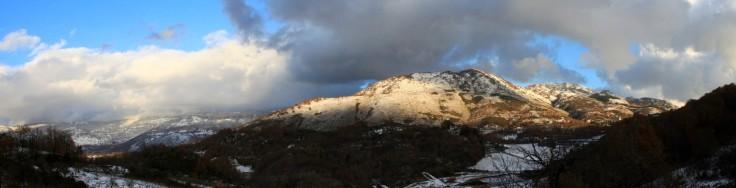 Monte della Croce 1158 metri
