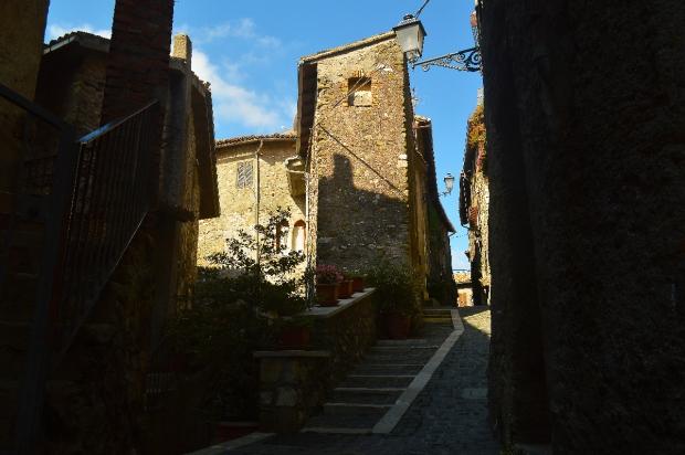 Via della Torre (Scorcio Medioevale)