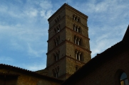 Campanile di Santa Scolastica