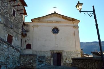 Pereto - Chiesa San Giorgio