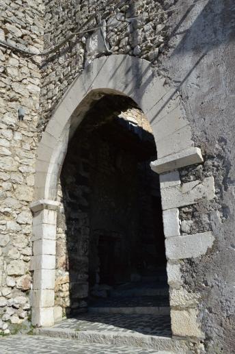 Pereto - Antica Porta d'accesso