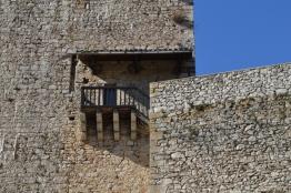 Castello Colonna - Particolare