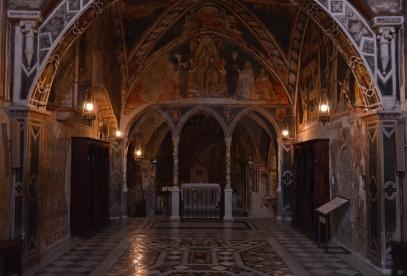Chiesa superiore