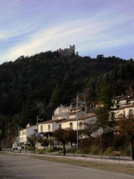 Rocca Albornoz e Piediluco