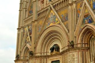Particolare del Duomo