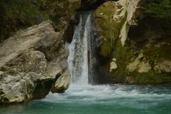 Laghetto di San Benedetto, si trova a pochi chilometri dal monastero