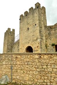 Cinta muraria Vico nel Lazio