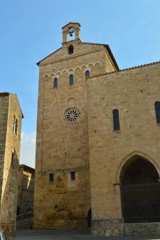 Cattedrale - Campanile a vela