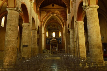 Cattedrale di Santa Maria - Interni