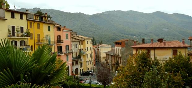 Arsoli, panoramica