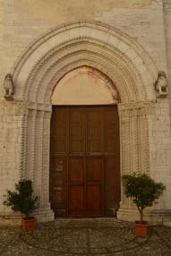 Portale chiesa di San Francesco
