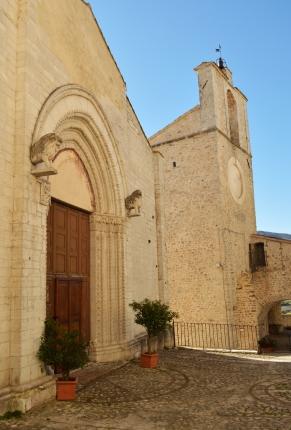 San Francesco e Torre dell'Orologio