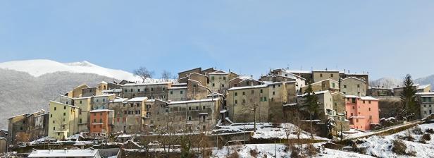 Panoramica di Filettino