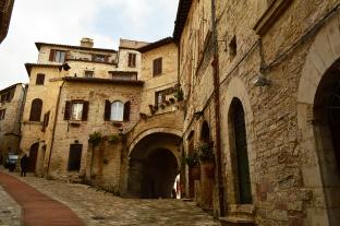 Scorcio di Assisi
