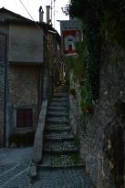 Scorcio Medievale - Piglio S.Lucia