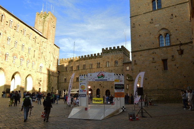 Partenza Rally da P.za dei Priori